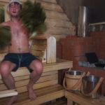 Управление печью в правильной бане