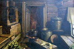 Старая баня, для омовения